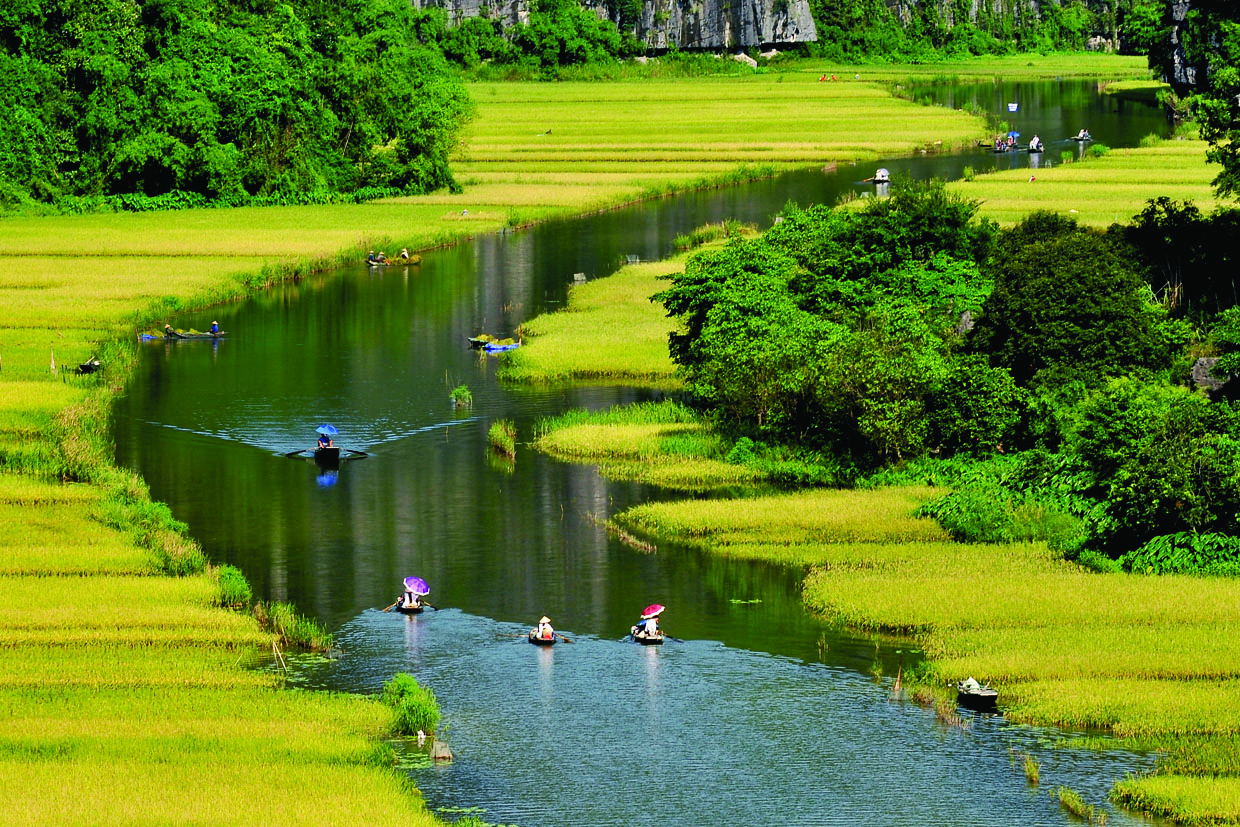 PACKAGE 4 DAYS 3 NIGHTS - HANOI - HALONG - NINHBINH – HANOI