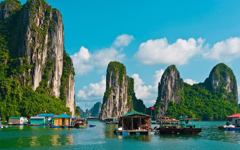 4Day/3Night-Hanoi-Halong Bay-Hanoi City tour